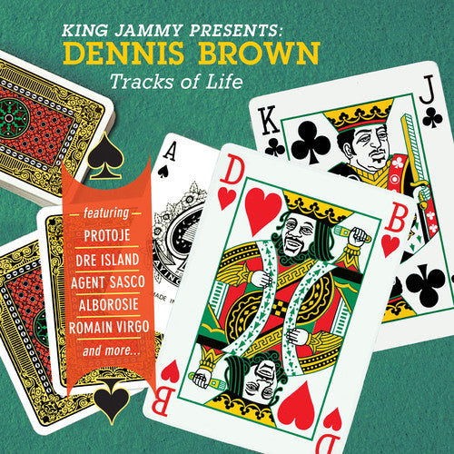 Dennis Brown: King Jammy Presents: Dennis Brown Tracks Of Life
