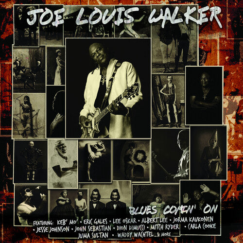Joe Louis Walker: Blues Comin' On