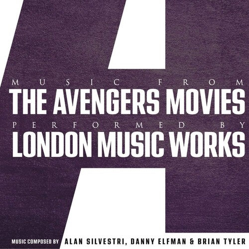 London Music Works: Music From The Avengers Movies