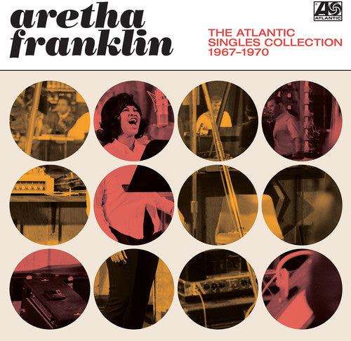 Aretha Franklin: Atlantic Singles Collection 1967-1970