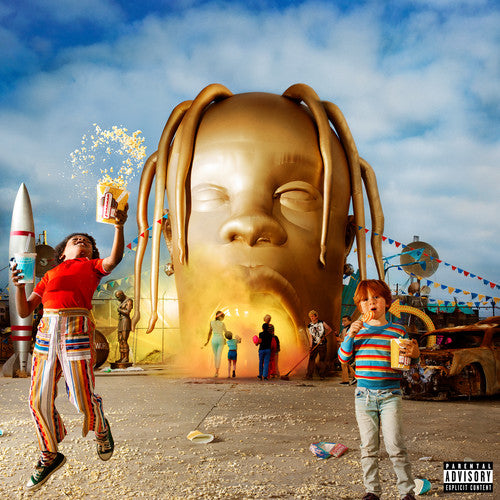 Travis Scott: Astroworld