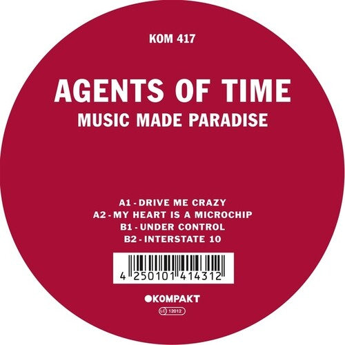 Agents of Time: Music Made Paradise