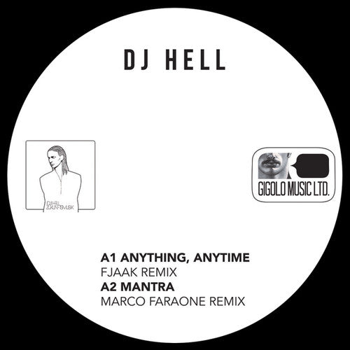 DJ Hell: Various Titles