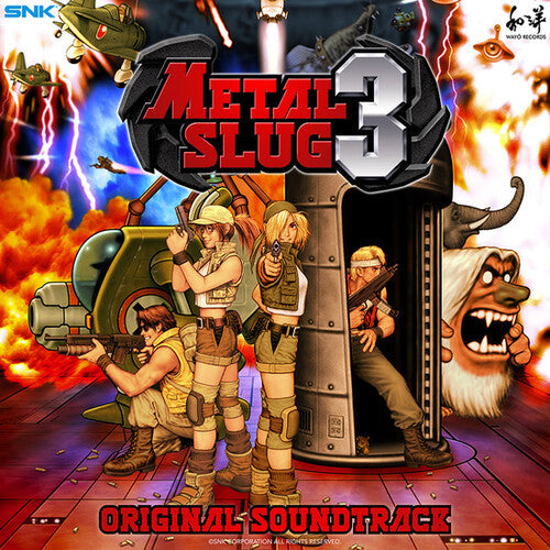 Snk Sound Team: Metal Slug 3 (original Soundtrack)