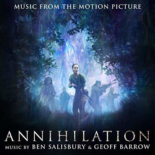 Salisbury, Ben / Barrow, Geoff: Annihilation (Music From the Motion Picture)