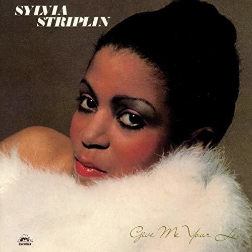 Sylvia Striplin: Give Me Your Love (Produced By Roy Ayers)