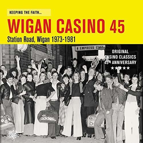 Various Artists: Wigan Casino 45: Keeping the Faith