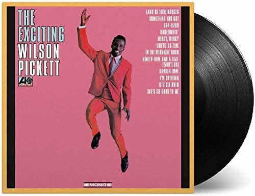 Wilson Pickett: Exciting Wilson Pickett