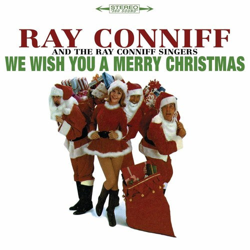 Ray Conniff Singers: We Wish You A Merry Christmas