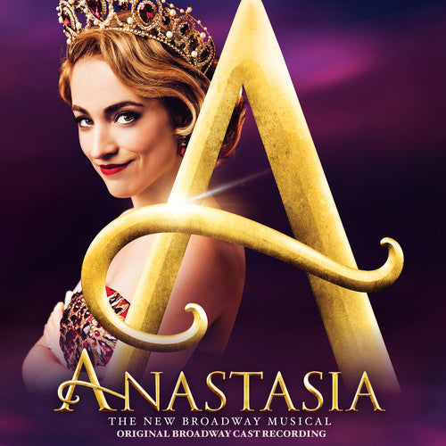 Anastasia (Original Broadway Cast Recording) (Bn): Anastasia (Original Broadway Cast Recording)