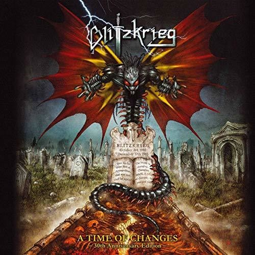Blitzkrieg: Time Of Changes 30th Anniversary Edition