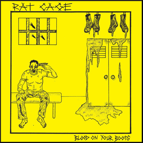 Rat Cage: Blood on Your Boots