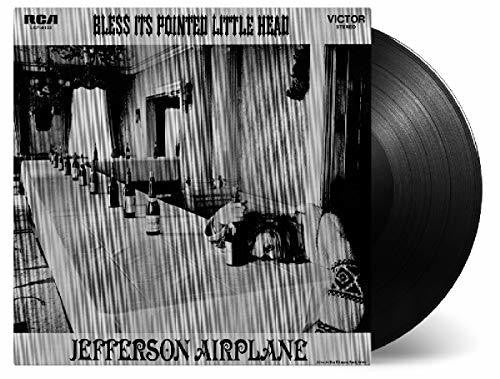 Jefferson Airplane: Bless It's Pointed Little Head
