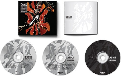 Metallica: S&M2      2CD / Blu-ray