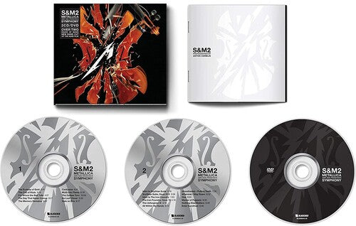 Metallica: S&M2     2CD / DVD