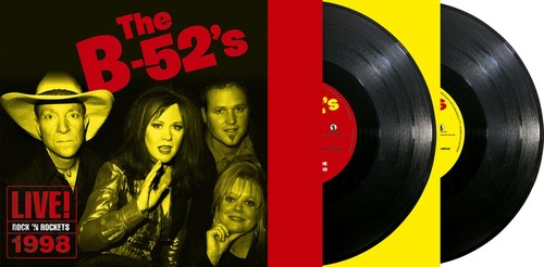 The B-52's: Live! Rock 'n Rockets 1998