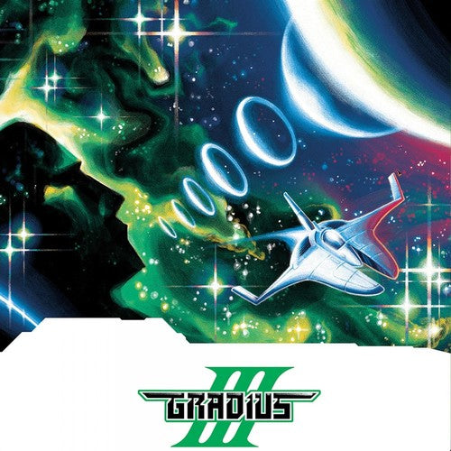 Konami Kukeiha Club: Gradius III (Original Soundtrack)