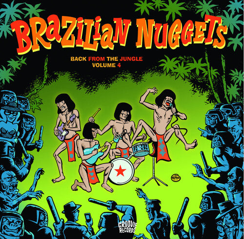 Various Artists: Brazilian Nuggets Vol. 4 / Various