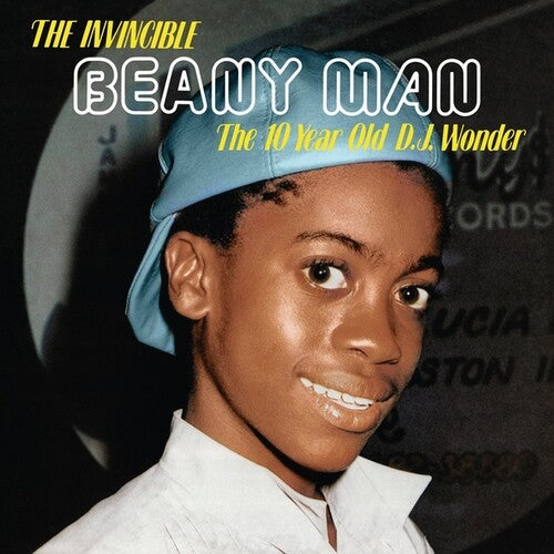 Beany Man: The Invincible Beany Man (The 10 Year Old D.J. Wonder)