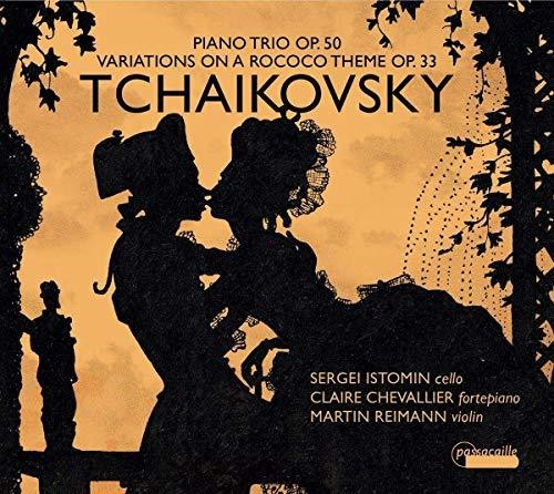 Tchaikovsky / Istomin / Reimann: Variations on a Rococo Theme in a Major 33
