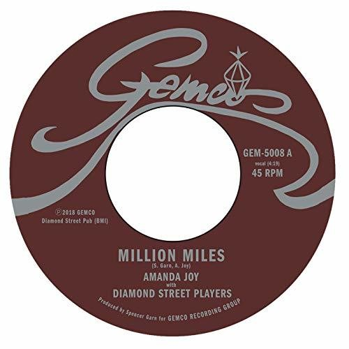Diamond Street Players / Joy, Amanda: Million Miles