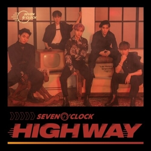 Seven O'Clock: Highway (incl. Photobook, Bookmark + Photocard)