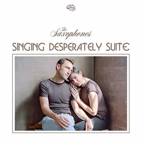 Saxophones: Singing Desperately Suite