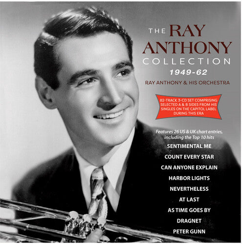 Ray Anthony: Collection 1949-62