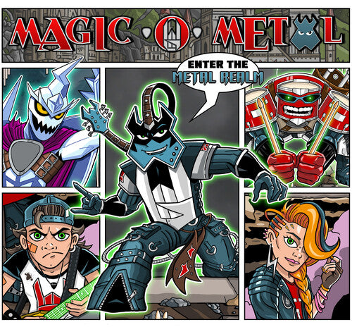 Magic O Metal: Enter The Metal Realm