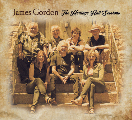 James Gordon: The Heritage Halls Sessions