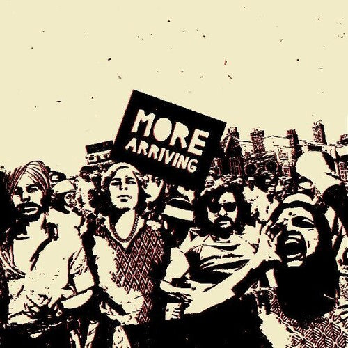 Sarathy Korwar: More Arriving [Mango Colored Vinyl]