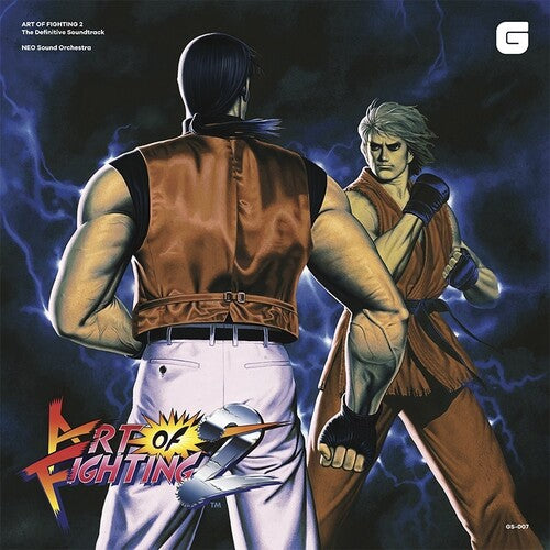 Snk Neo Sound Orchestra: Art Of Fighting II (Original Soundtrack)