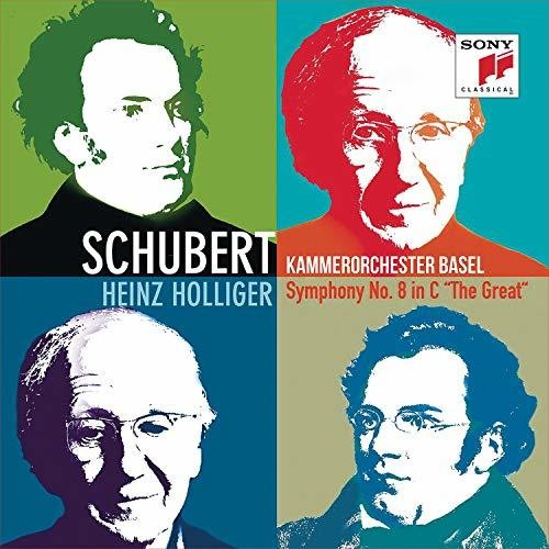 Schubert / Holliger, Heinz / Kammerorchester Basel: Schubert: Symphony in C Major