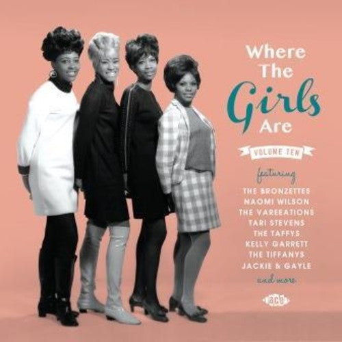 Various Artists: Where The Girls Are Vol 10 / Various