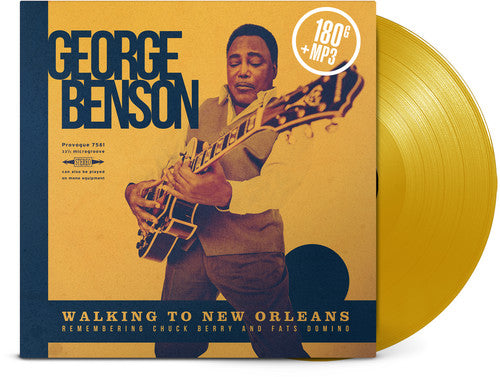 George Benson: Walking To New Orleans