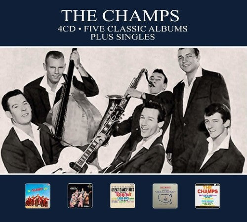 The Champs: 5 Classic Albums Plus Singles