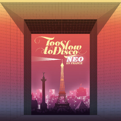 Various Artists: Too Slow to Disco Neo: En France