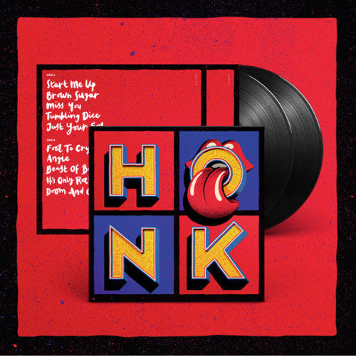 The Rolling Stones: HONK