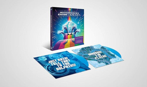 Various: Hitchhiker's Guide to the Galaxy: Quandary Phase (Original Soundtrack)