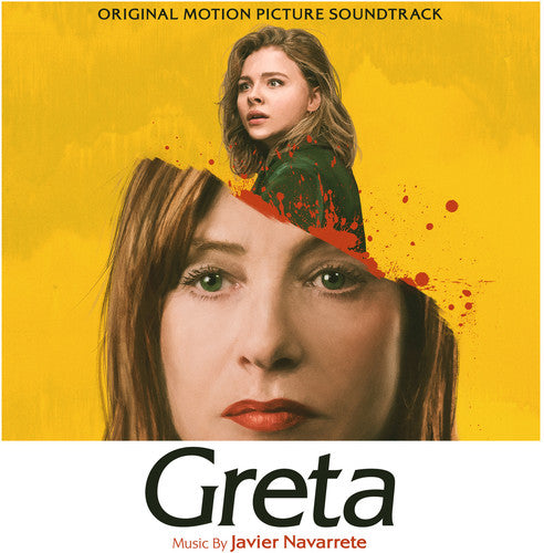 Javier Navarrete: Greta (Original Motion Picture Soundtrack)