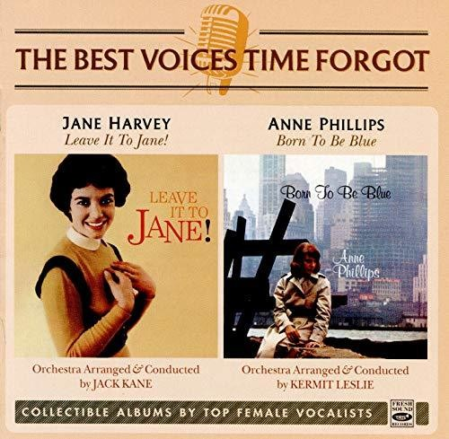 Harvey, Jane / Phillips, Anne: Best Voices Forgot