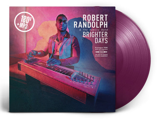 Robert Randolph & the Family Band: Brighter Days