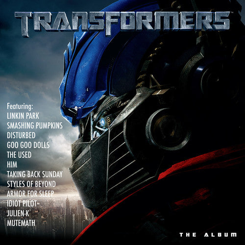 Various Artists: Transformers: The Album