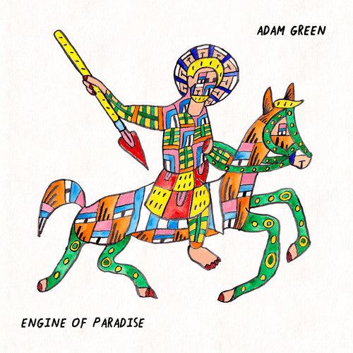 Adam Green: Engine Of Paradise