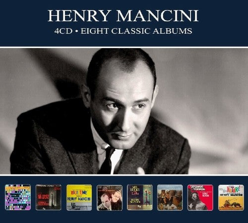 Henry Mancini: 8 Classic Albums