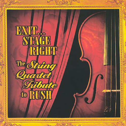 Various Artists: The String Quartet Tribute To Rush