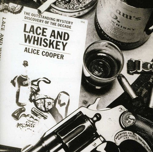 Alice Cooper: Lace & Whiskey (ger)