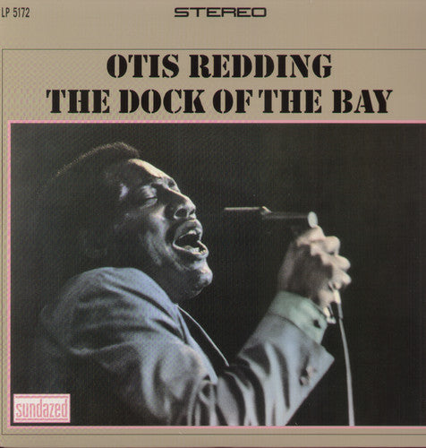 Otis Redding: The Dock Of The Bay