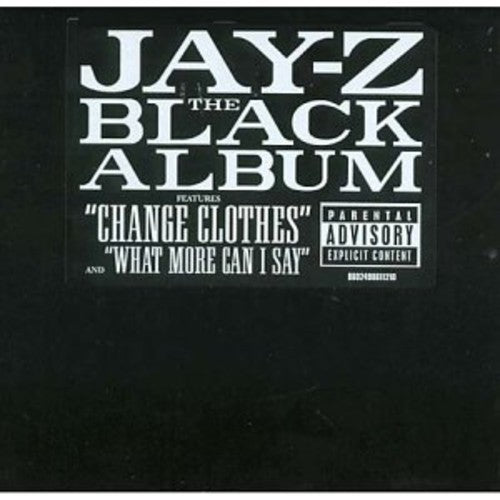 Jay-Z: The Black Album