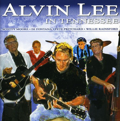 Alvin Lee: Alvin Lee in Tennessee